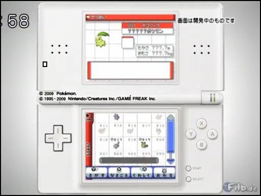 News Pokemon Or HeartGold et Argent Soulsilver - Page 4 405