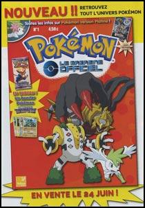 Magazine pokemon francais 410