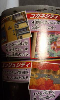 News Pokemon Or HeartGold et Argent Soulsilver - Page 4 461