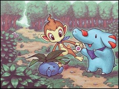 Pokemon Donjon Mystere 3 497