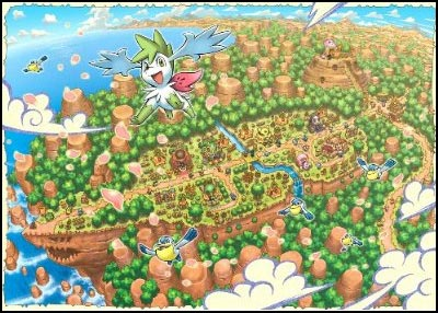 Pokemon Donjon Mystere 3 498