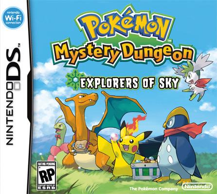 Pokemon Donjon Mystere 3 500