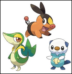 Pok mon version noire et blanche les derni res infos - Pierre feu pokemon noir ...