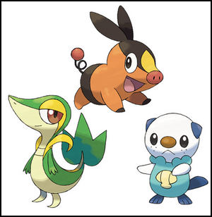 Pokemon Black et White, La 5e generation !!! - Page 2 151