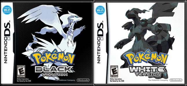 Pokemon Black et White, La 5e generation !!! 413