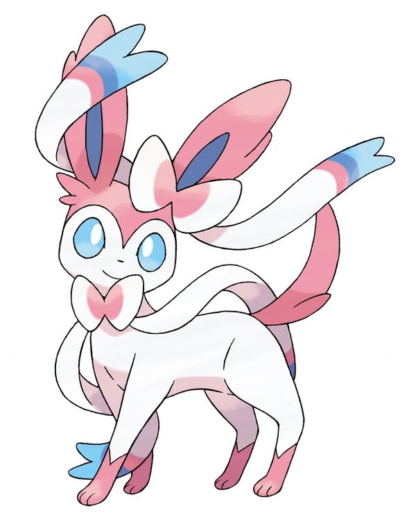 Pok mon x et y une nouvelle volution d 39 evoli pour mi mars pok - Famille evoli pokemon ...