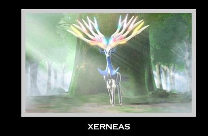 Pok mon x et y les l gendaires sur pok bip - Pokemon x et y legendaire ...
