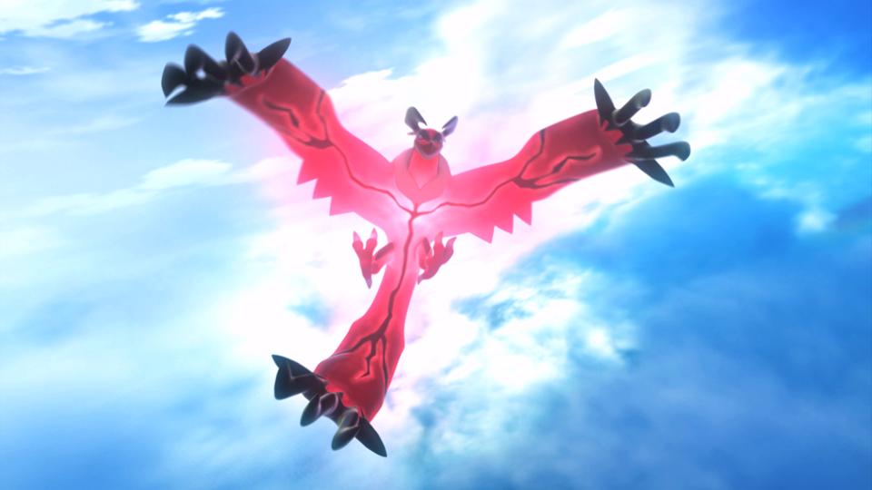 Pok mon x et pok mon y xerneas et yveltal news du - Pokemon legendaire pokemon y ...