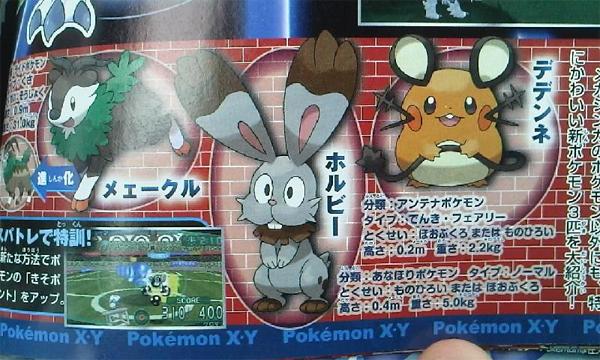 Dossier Pokémon - Page 3 820