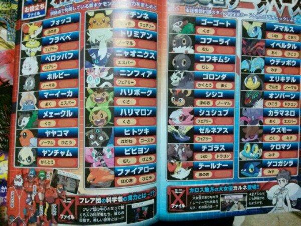 [Nintendo] Pokémon tout sur leur univers (Jeux, Série TV, Films, Codes amis) !! 967