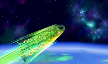 L'Episode Delta !! Tout droit dans l'espace ! (Suite du Corocoro) 1027