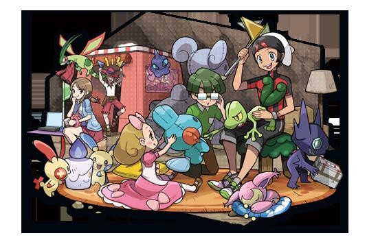 Pokémon Rubis Oméga et Pokémon Saphir Alpha 475