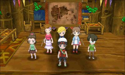Pokémon Rubis Oméga et Pokémon Saphir Alpha 495