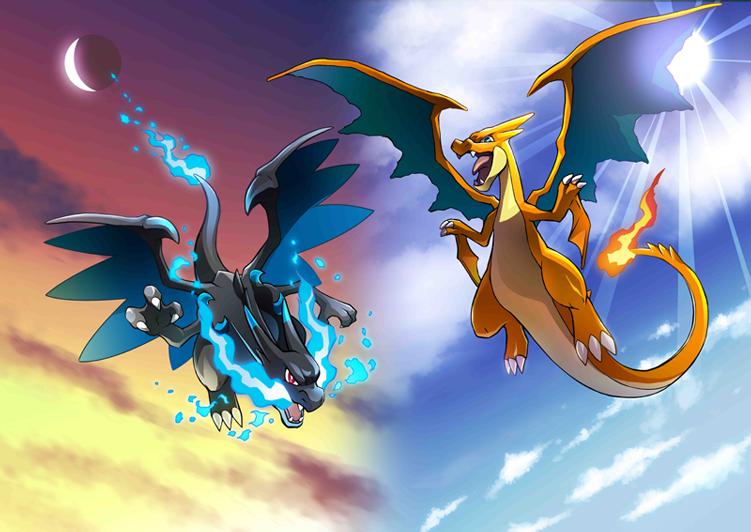 Récupérez Un Dracaufeu événementiel Sur Vos Jeux Pokémon X