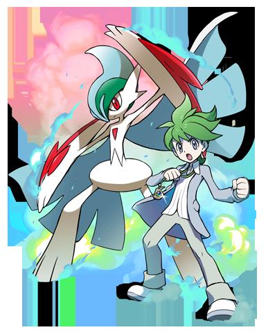 Plein d'information sur Pokémon ROSA 691