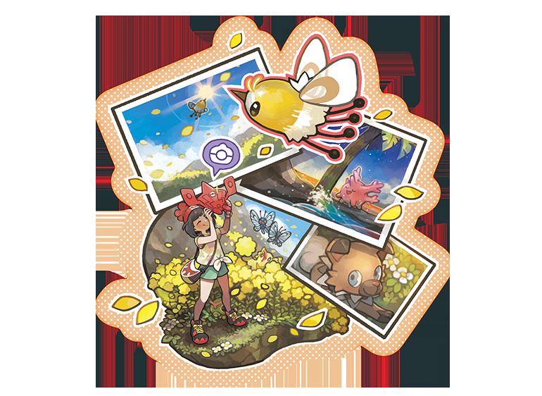 Pokemon [JV] Lune & Soleil, Pokemon Go Magicarpe Jump ... - Page 18 605