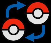 Echange de Pokémon et d'objets sur le WiFiTrade