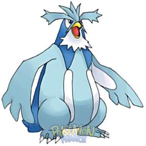 Espace membre cr ation un pok mon qui pour certaint serais un pingol on bizzard - Pokemon pingoleon ...