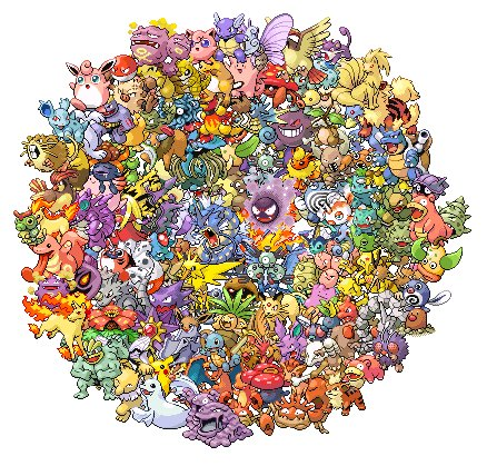 Espace membre cr ation plein de pokemon r unis en - Toute les evolution pokemon ...
