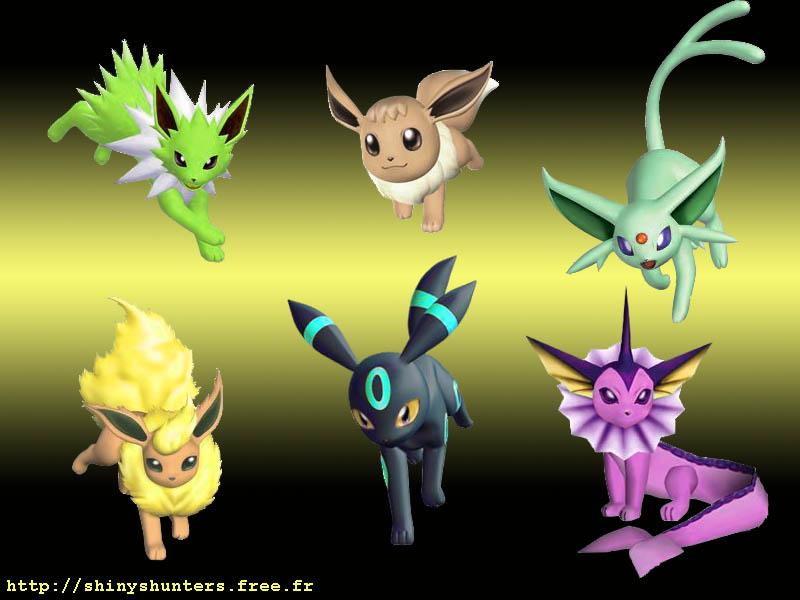 Fiche de evoli - Pokemon noctali ...