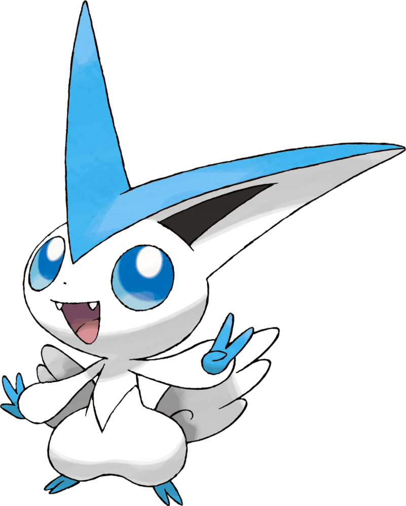 Espace membre cr ation victini shiny - Legendaire shiney ...