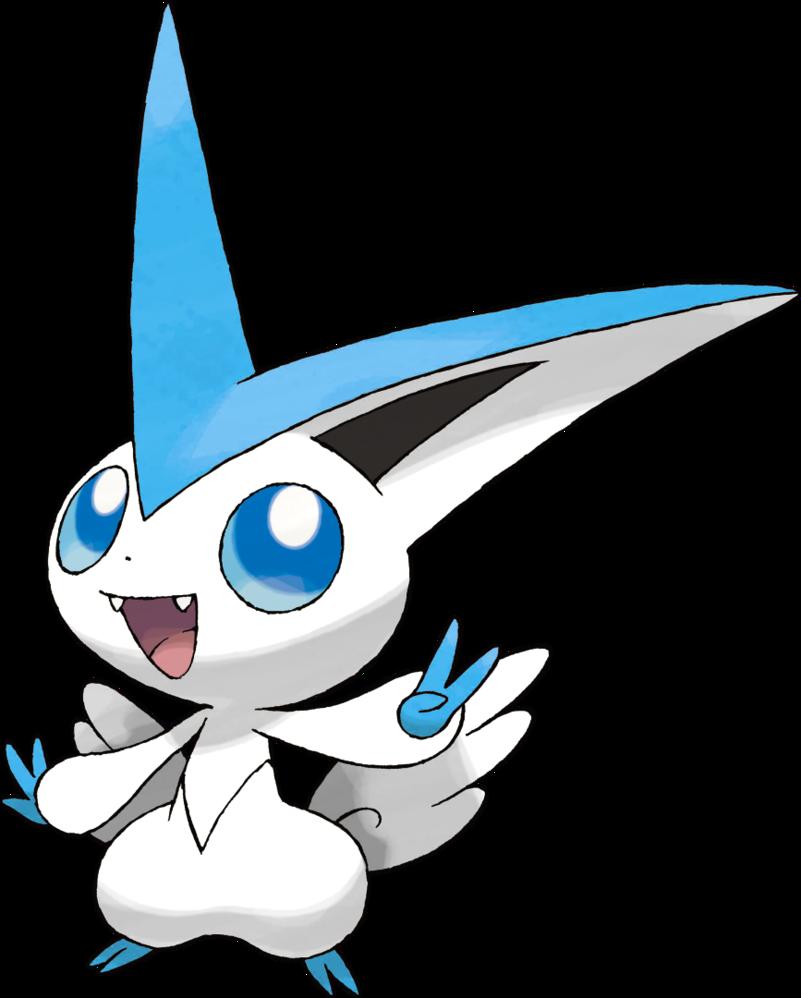 Espace membre galerie de victini2011 - Pokemon legendaire blanc ...