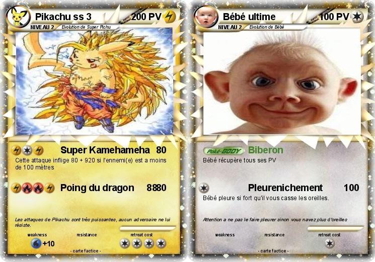 Fabulous Espace Membre > Création : Mes carte Pokémon AQ14