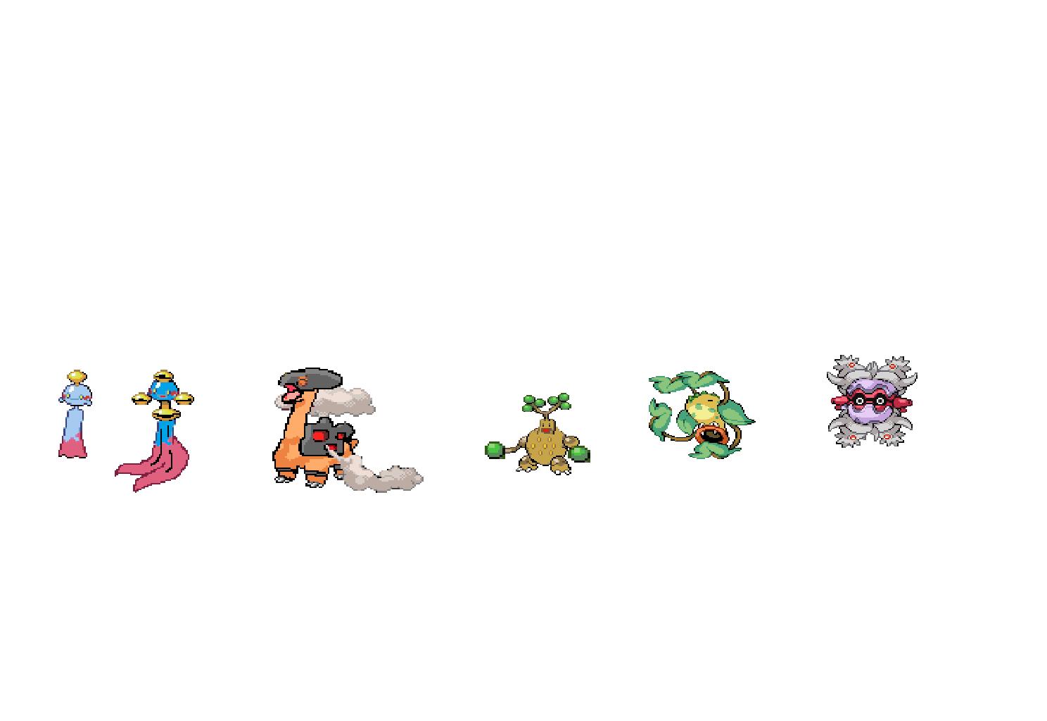 évolution chartor pokémon