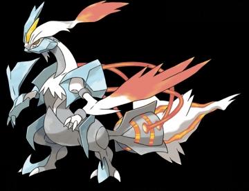 Espace membre cr ation kyurem blanc - Pokemon legendaire blanc 2 ...