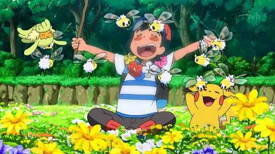 La semaine de l 39 anim sm021 l 39 anim soleil et lune m rite - Pokemon saison 14 ...