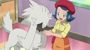 Capture d'écran de l'épisode