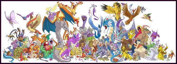Pokemon Gen 6 Anime Characters : Bipzine gt hebdomadaire edition aout retrospective