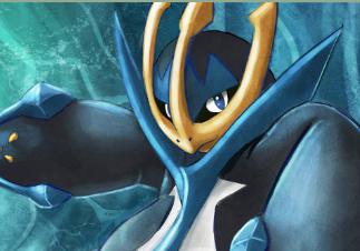 Pingol on coloriage - Pokemon pingoleon ...