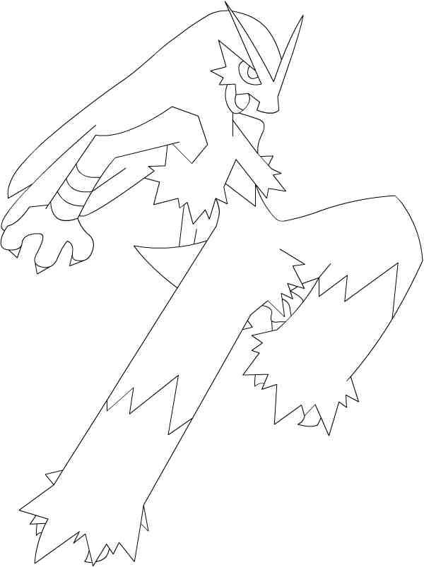 Coloriage pokemon imprimer - Coloriage pokemon brasegali ...