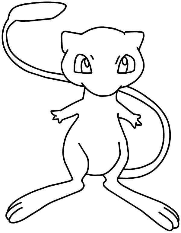 celebi pokemon coloring pages - dessin de pok mon a imprimer