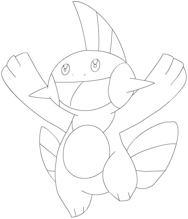 Coloriages imprimer blog de pokemon - Modele dessin pokemon ...