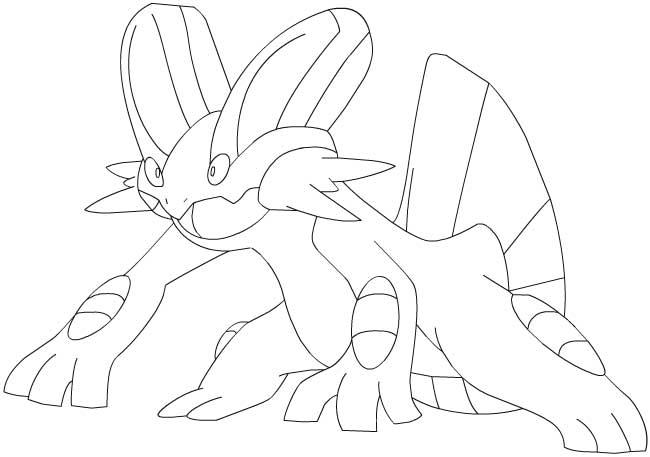 Coloriages imprimer blog de pokemon - Coloriage pokemon brasegali ...