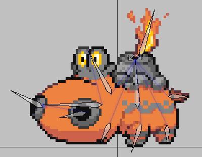Tutoriel Pixel Art Créer Un Sprite Pokémon Animé