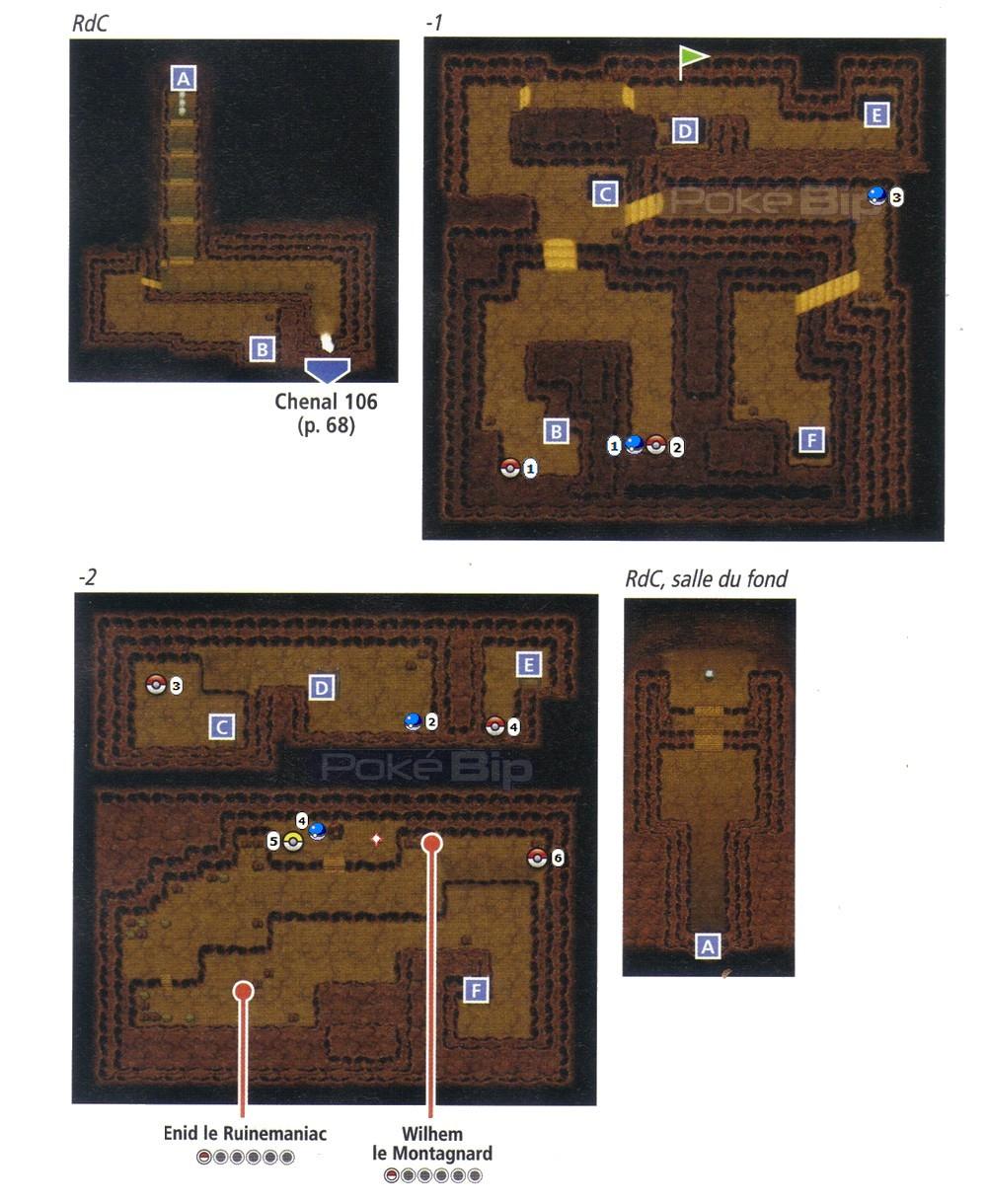 Pok 233 Mon Rubis Om 233 Ga Et Saphir Alpha Gt Guide Complet De Hoenn Gt Grotte Granite Pok 233 Bip