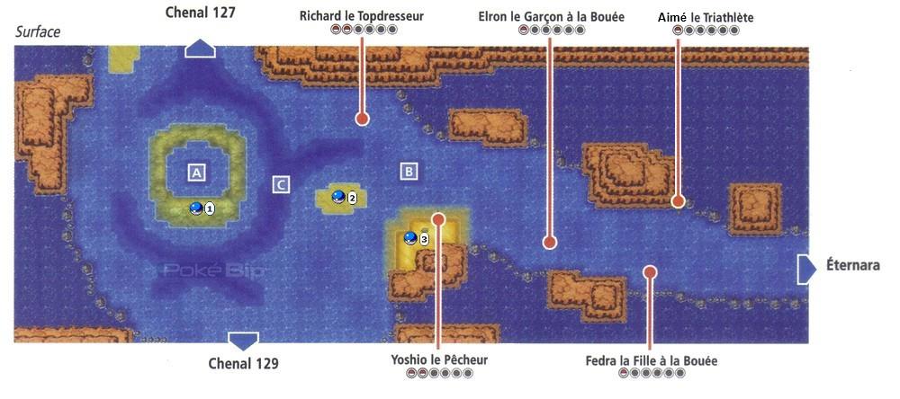 comment avoir l orbe platine dans pokemon saphir alpha