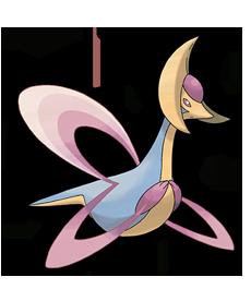 Pok mon rubis om ga et saphir alpha la chasse aux pok mon l gendaires cresselia l 39 avatar du - Pokemon saphir pokemon legendaire ...
