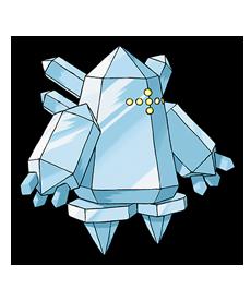 comment avoir regice dans pokemon rubis omega