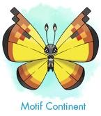 Collectionnez les motif prismillons! Prismillon_motif_continent
