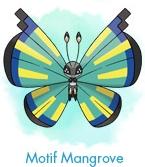 Collectionnez les motif prismillons! Prismillon_motif_mangrove