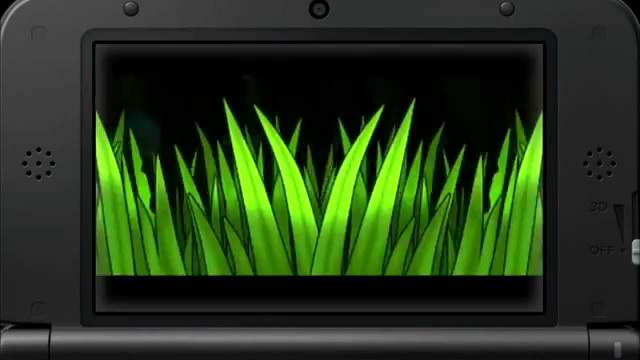 Pok mon x et pok mon y analyse du trailer trailer fr for Haute herbe pokemon