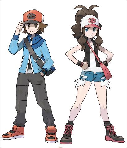 [Nintendo] Pokémon tout sur leur univers (Jeux, Série TV, Films, Codes amis) !! - Page 4 Heros