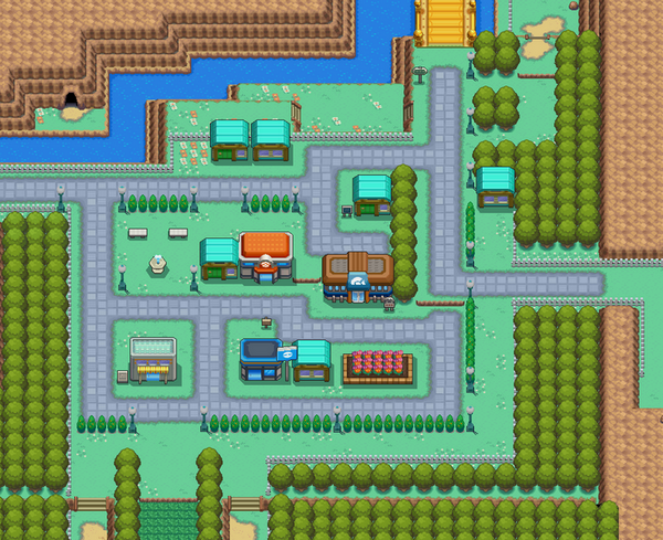 pokemon gold how to get to kanto