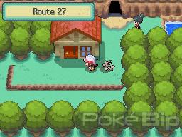 Soluce Venante de Pokebip Route27