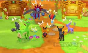 Pok mon donjon myst re les portes de l 39 infini soluce - Pokemon donjon mystere les portes de l infini ...