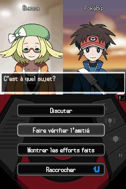 Comment augmenter bonheur pokemon perle la r ponse est - Evolution pokemon noir 2 ...